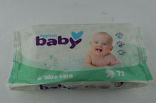 80pcs soft and comfort hygienic baby wipes