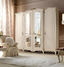 Bisini French Style Luxury Wardrobe, Antique European Wardrobe
