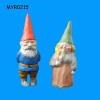 High Quality Ceramic Garden Decorative Gnome