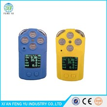 CE Chemical Industry H2S Argon Gas Detector Price With Alarm