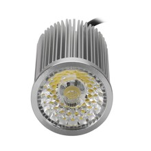 New aluminium materials quartz halogen spotlight 12v with saa ce certification