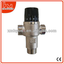 Thermostatic mixing valve with sizes DN15~DN50mm