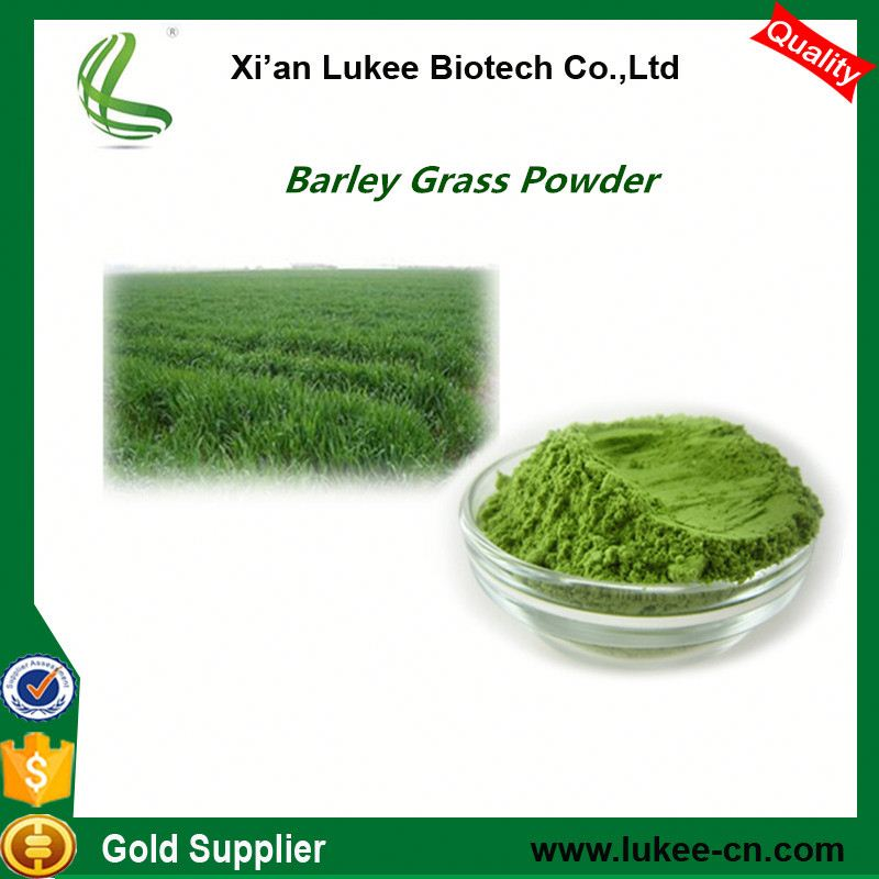 Green Foods 100% pure Organic Barley Grass powder