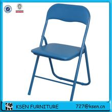 Stacking banquet Steel Hotel Chair with Fabric Cover