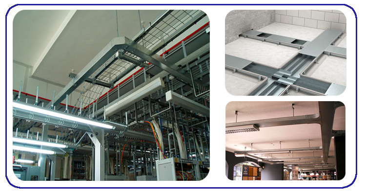 10 Years Warranty Galvanized Sheet Metal Cable Trunking