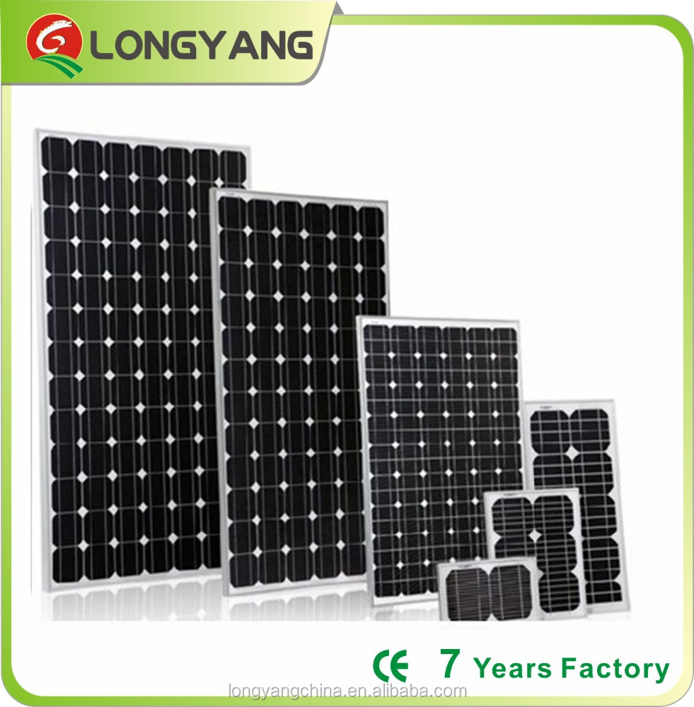high quality Mono solar panels for solar system 5w 10w 25w 35w solar energy panel solar panel for solar system