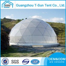 High quality 20m diameter geodesic dome tent for party events