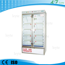 LT610L double doors 610L blood bank refrigeration equipment