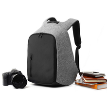 Custom Antitheft Laptop Backpack Deformation Waterproof USB Charging Laptop Bag Anti Theft Backpack