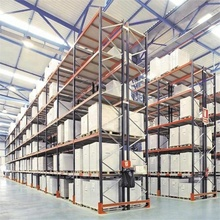 Best Price Heavy Duty Metal Pallet Racking System With Environmental Coating