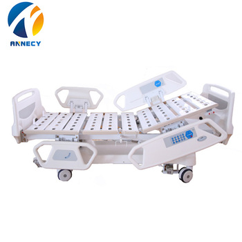 2018 new design electric seven functions hospital bed
