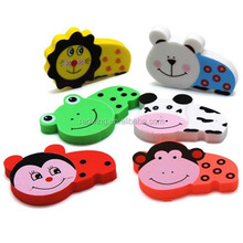cheap animal shape 3D eraser