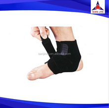 Neoprene Elastic Ankle Support Brace Health Anti Ankle Injury Sports Band China manufacturer Ankle Wrap