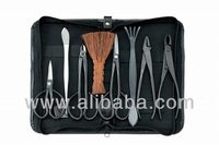 Made in Japan bonsai set tool of bonsai available for garden trimming