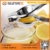 Premium Quality silicone handle Stainless Steel Lemon Squeezer