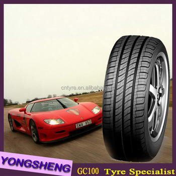 New Passenger car tire 225/60R18 215/65R15 205/60R16 pcr tyre China factory