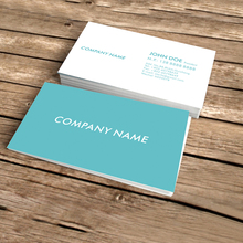 Business Card Printing Accept Custom