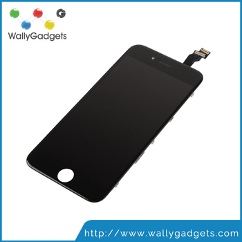 Replacement For iPhone 6 LCD Black White Display Touch Screen Front Glass Digitizer Assembly