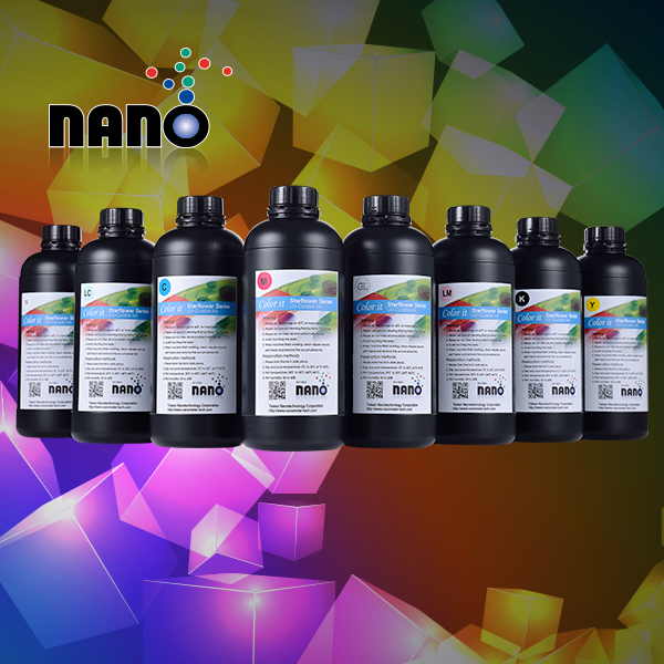 greatly reduce cost of printing and economized for UV ink