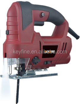 800W 80mm Electric Wood Jig Saw with Laser and Light