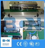 Plastic Bags Sealing and Printing Machine