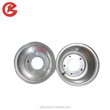 China Cheap Price Customized Size 10'',12'',14'' Steel Car Motorcycle agriculture 4x4 Wheel Rim For Sale