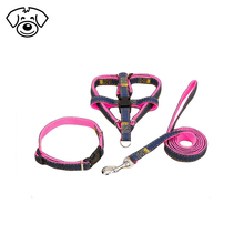Wholesale dog rope leash dog waste bags with dispenser and leash clip