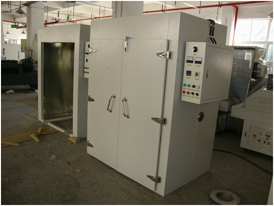 IR oven for Shoe-making, Plastics, Glasses IR heating dryer