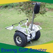1300W Eswing Off-road 2 Wheel Self Balance Electric Scooter with big wheels