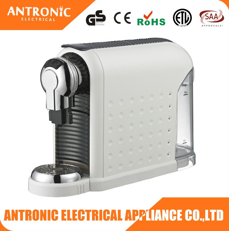 Antronic unique capsule auto ejection personalized coffee machine makers