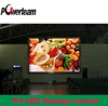 NEW Full Color HD Flexible LED Display Screen P6 P5 P4/ Indoor LED Video Curtain p6mm Display