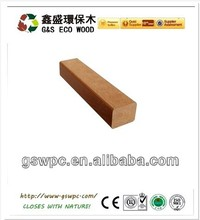 2014 ECO-Friendly waterproof outdoor WPC JOIST with high quality For decking