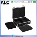 Storage Case Carrying Box Set Large Aluminium Cover Padded with Lock