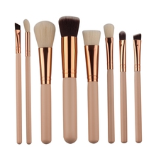Face Blush Pro Flat Foundation Kabuki Powder Contour Makeup Brush Cosmetic Tool
