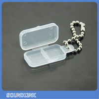 Promotional products of small battery case for hearing aid battery
