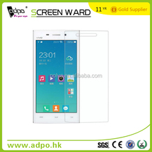 Best high clear raw material 2.5D 9H tempered glass screen portector for vivo Y33