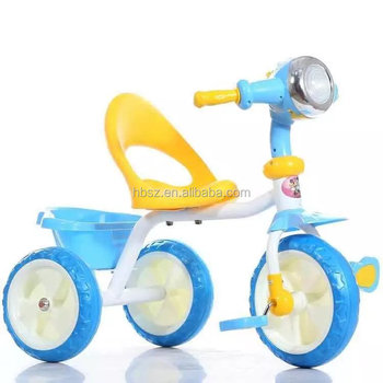 Hot Baby ride on car tricycle bike children car carrier walker baby tricycle