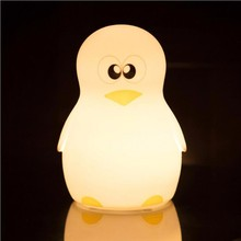 Carton Children Night Light Silicone usb Rechargeable
