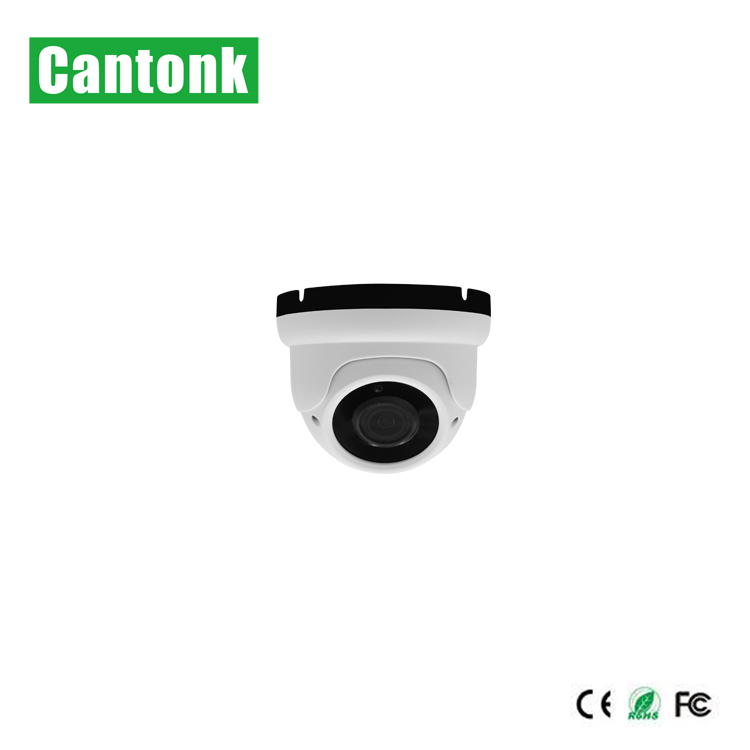 Cost Effective 4 Megapixel Low light P2P Ceiling Mount IP Poe Camera