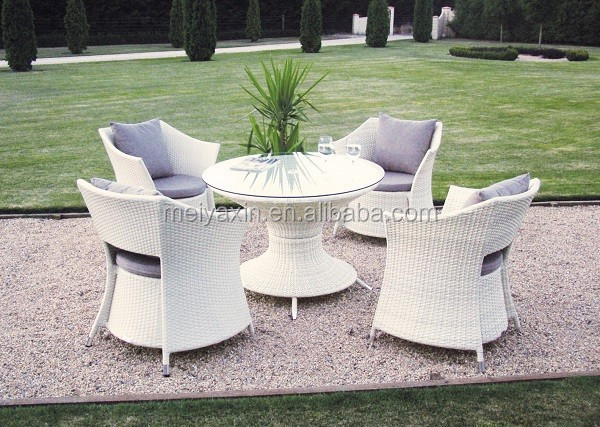 Hot Selling rattan chair and table bamboo cane furniture
