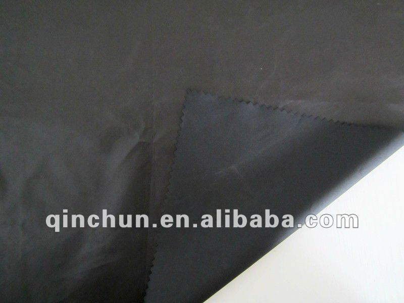 190T nylon coating waterproof polyamide fabric