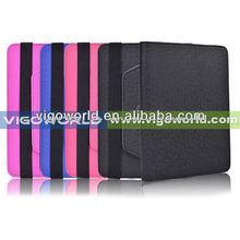 Universal 7-8 inch Rotating Cover Stand Case for Zeki 10.1 Tablet