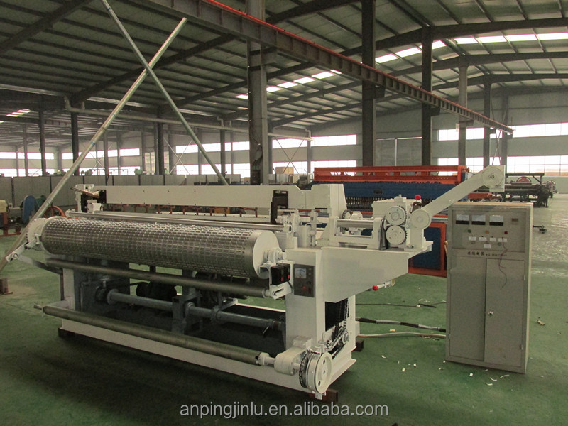 CNC welded mesh machine for roll (direct factory )