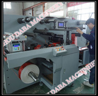 DBGS320 Type High Speed Automatic Die Cutting Machine For Film