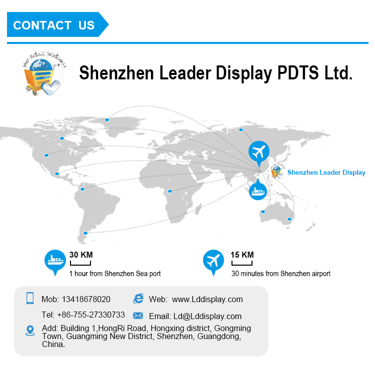 China Suppliers Leader Display Pdts Cosmetics Counter Displays