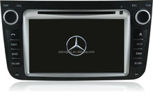 Car Navigation System for Benz Smart with Bluetooth 3G WIFI CANBUS DVD Radio Stereo dual zone SWC V-6disc USB AV in