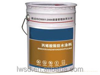 Lw one component waterproofing acrylic coating