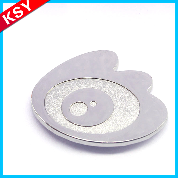Newest China Supplier Plates Handbag Brand Tag Decorative Metal Hardware For Bags