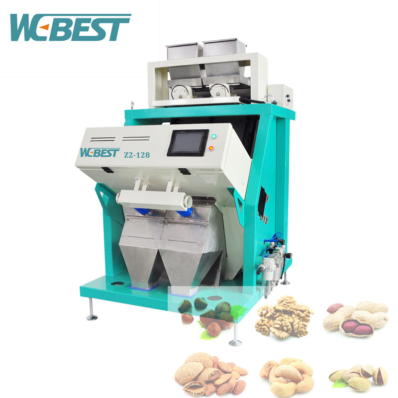 CCD Camera Cotton Seeds Color Sorting Equipment