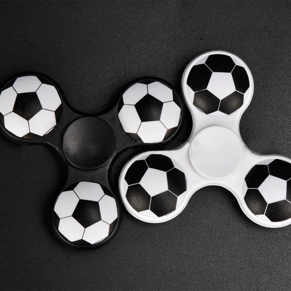 Hand Spinner New scooter/football/bee/flower Fingertip Gyroscope high speed round wheel fidget spinner